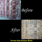 Persian Rug Anique Wash