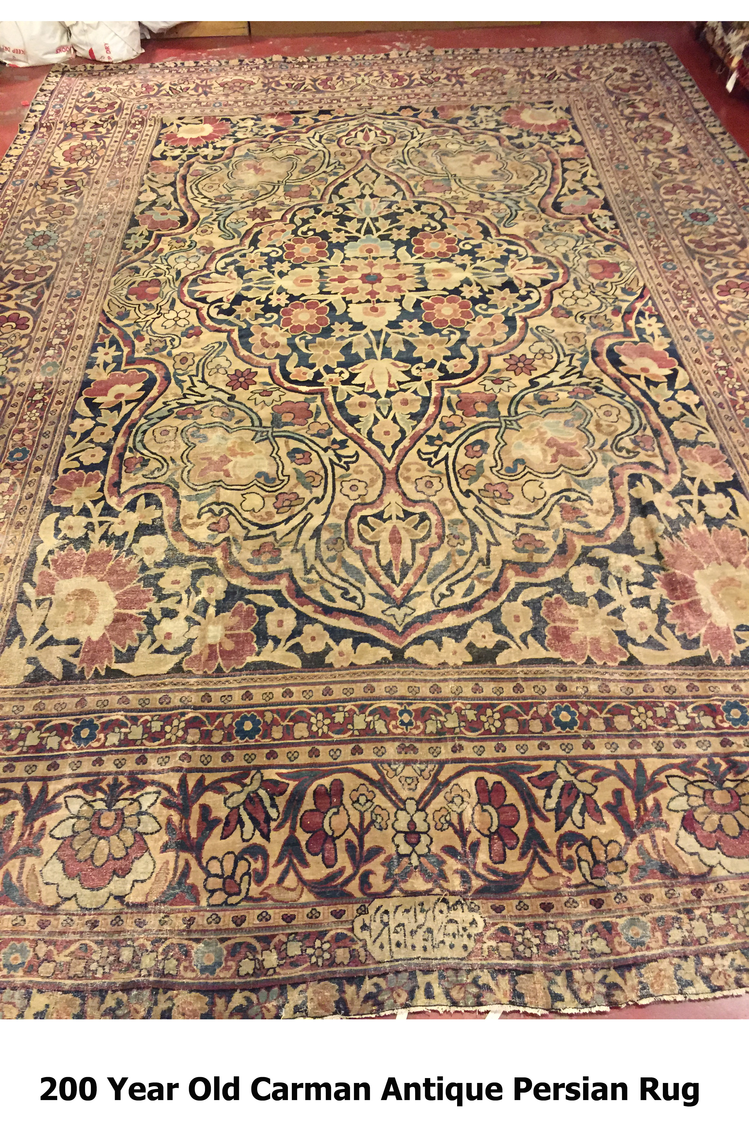 Basic Info About Oriental Rug Cleaning