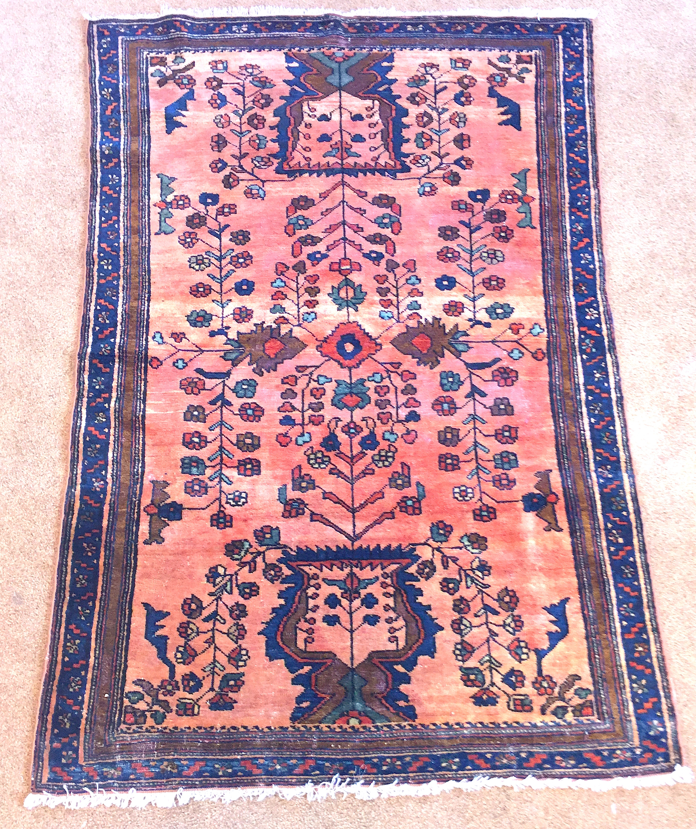 ... Look No Further Than The Vegetable Dyeing Experts At Oriental Rug Care  NY. Our Highest Priority Is Your Total And Complete Satisfaction.