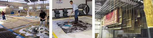 carpet cleaning facility