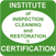 institute of inspection cleaning