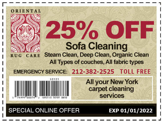 upholstery cleaning coupon